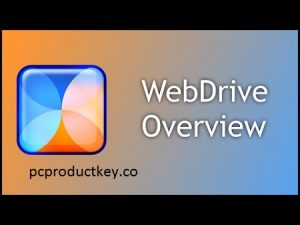 WebDrive Enterprise Crack & License Key Full Free Download 2021