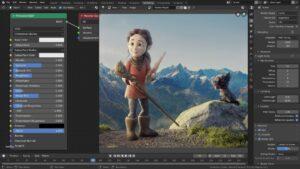 Blender Crack 3 + Activation Key  Free Download [Latest Version] 2021