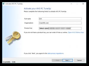 AVG PC TuneUp Crack 21.1.2404 + Keygen Full Key 2021