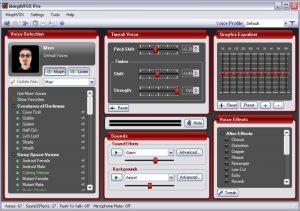 MorphVox Pro Crack 5.0.20.17938 + Serial Key Latest Version Download