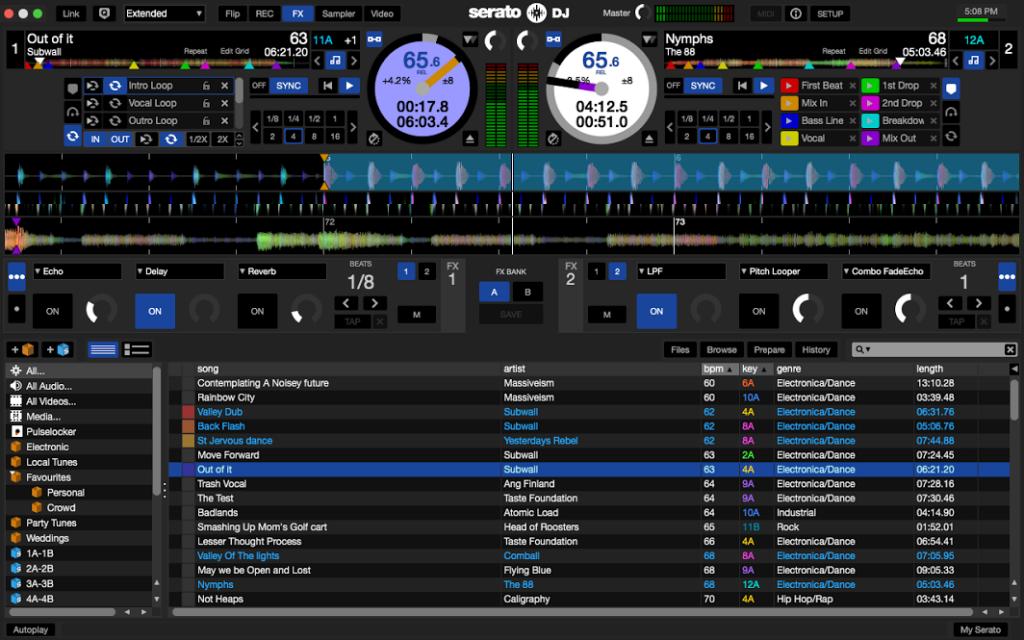 Serato DJ Pro Crack 2.5.5 + License Key Latest Version 2021