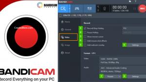 Bandicam Crack 5.1.0.1822 + Serial Key Latest Version 2021