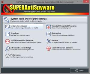 SuperAntiSpyware Crack 10.0.1230 + Free Download Serial Key (Latest) 2021