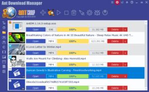 Ant Download Manager Crack 2.2.5 Build 78027 Full Version 2021