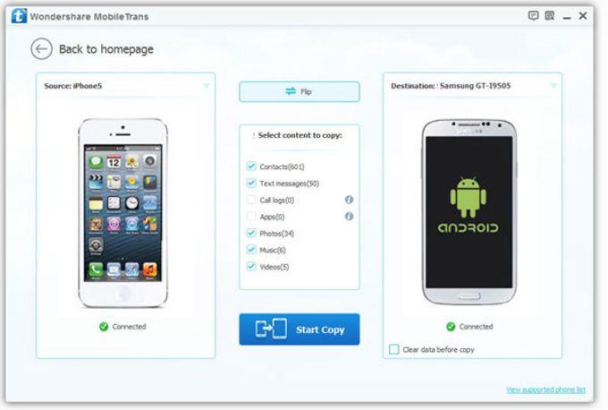 Wondershare MobileTrans Crack 8.1.3 + Serial Key Latest (2021)