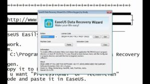 EaseUS Data Recovery Wizard Crack 14.5 With Free Download 2021