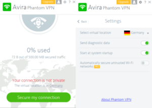 Avira Phantom VPN Pro Crack 2.37.1 + Free Download [Latest]