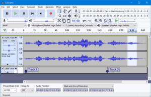 Audacity Crack 3.0.2 With Patch Free Download [Latest]