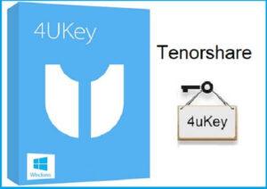 Tenorshare 4uKey Crack + 3.0.5.2 Full Download [Latest] 2021
