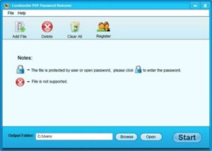 Coolmuster PDF Password Remover Crack 2.1.10 + Free Download [Latest]