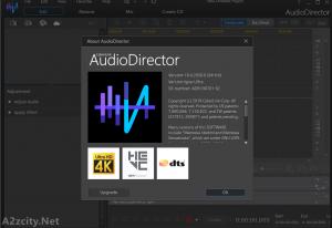 CyberLink AudioDirector Ultra Crack 11.0.2304.0 + Full Download