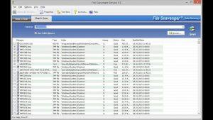 File Scavenger Crack 6.1 + Latest Free Download 2021