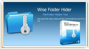 Wise Folder Hider Pro Crack 4.3.9.199 With Activation Key 2021