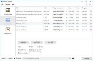 ApowerCompress Crack 1.1.13 + Full Download [Latest Version]