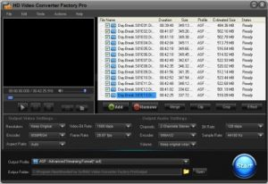 HD Video Converter Factory Pro Crack 23.0 + Free Download [Latest]
