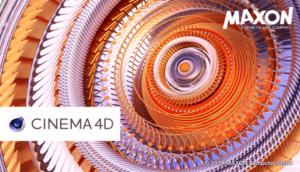 Maxon CINEMA 4D Crack R24.111 + Free Download [Latest] 2022