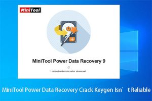 MiniTool Power Data Recovery Crack 10.0 + Free Download [Latest] 2022